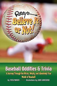 Ripley's Believe It or Not Baseball Oddities  Trivia