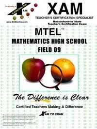 Mtel Mathematics High School (XAM MTEL) by Xamonline - from More Than Words Inc. and Biblio.com