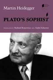 image of Plato's Sophist (Studies in Continental Thought)