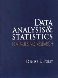 Data Analysis and Statistics for Nursing Research