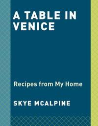 TABLE IN VENICE