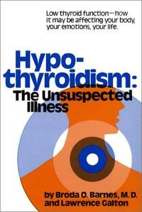 HYPOTHYROIDISM THE UNSUSPECTED ILLNESS