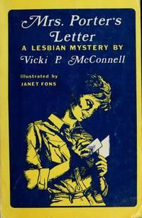 Mrs. Porter's Letter: A Lesbian Mystery