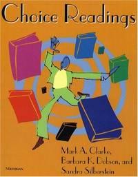 Choice Readings by  Sandra  Barbara K.;Siberstein - Paperback - 1996 - from Rob Briggs Books (SKU: 800523)