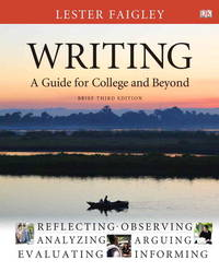 image of Writing: A Guide for College and Beyond, Brief Edition (3rd Edition)