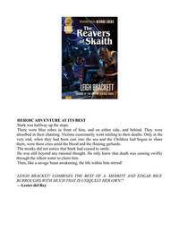 THE REAVERS OF SKAITH (Book of Skaith 3)
