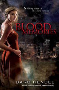 BLOOD MEMORIES - uncorreted proof