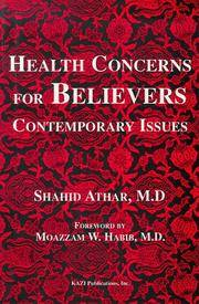 Health Concerns for the Believers: Contemporary Issues