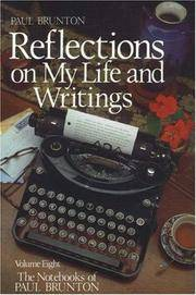 Reflections On My Life and Writing