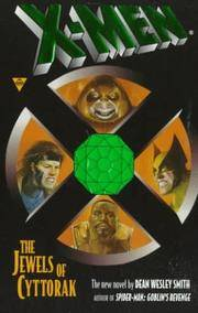 image of X-Men: The Jewels of Cyttorak