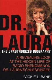 Dr. Laura  the Unauthorized Biography