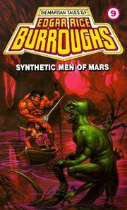 image of Synthetic Men of Mars (Martian Tales of Edgar Rice Burroughs)