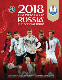 2018 FIFA World Cup Russia The Official Book (Y)