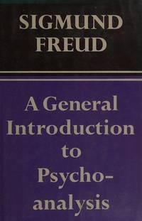 image of A general introduction to psycho-analysis
