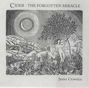 Cider - The Forgotten Miracle