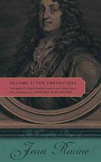 Complete Plays Of Jean Racine, The