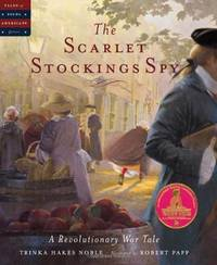 The Scarlet Stockings Spy by  Trinka Hakes Noble - Signed First Edition - 2004 - from after-words bookstore and Biblio.com