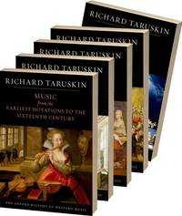 The Oxford History of Western Music (Five Volumes)