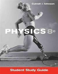 image of Student Study Guide to accompany Physics, 8th Edition