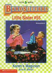Karen's Magician (Baby-sitters Little Sister) by  Ann M Martin - Paperback - from Never Too Many Books and Biblio.com
