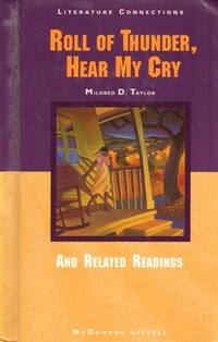 image of Roll of Thunder Hear My Cry: And Related Readings (Literature Connections)