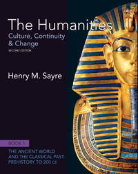 Humanities Culture, Continuity and Change