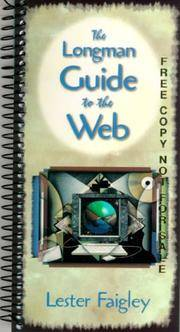 Longman Guide To the Web, The