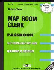 Map Room Clerk, C-3730