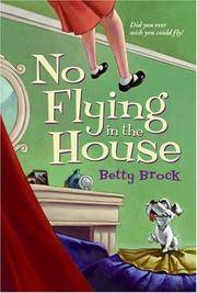 NO FLYING IN THE HOUSE (R)