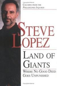 Land of Giants, Where No Good Deed Goes Unpunished (Signed)