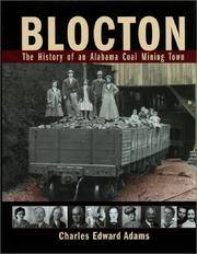 Blocton: The History of an Alabama Coal Mining Town