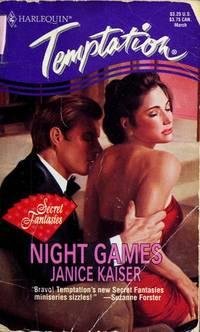 Harlequin Temptation #530: Night Games
