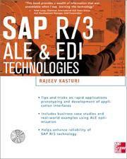 Sap R/3 Ale & Edi Technologies (Sap Technical Expert Series)