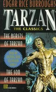 image of Tarzan 2-in-1 (The Beasts of Tarzan/The Son of Tarzan) (Tarzan the Classics) (v. 1)
