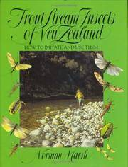 Trout Stream Insects of New Zealand