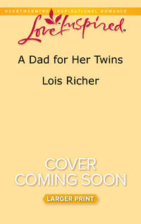 A Dad for Her Twins (Family Ties (Love Inspired))