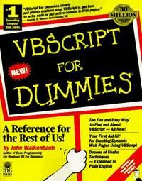VBScript for Dummies.