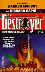 Misfortune Teller (The Destroyer #115)