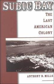 The Last American Colony Mills, Anthony R