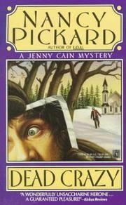 DEAD CRAZY  (Jenny Cain)
