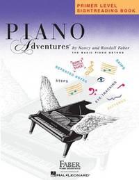 Primer Level - Sightreading Book: Piano Adventures