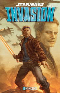 image of Star Wars: Invasion Volume 2 - Rescues