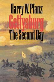 image of Gettysburg: The Second Day