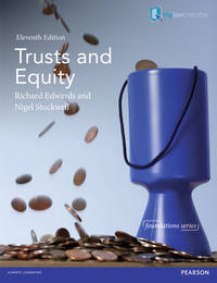 image of Trusts and Equity (Foundations) Premium Pack (Foundation Studies in Law Series)