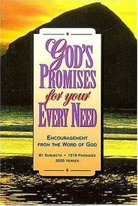 God's Promises for Your Every Need [Paperback] A. L.  Gill