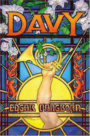 Davy by Edgar Pangborn - Hardcover - 2004-11-01 - from Ergodebooks (SKU: SONG1882968301)