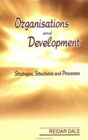 image of Organisations and Development: Strategies, Structures and Processes