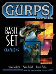 GURPS BASIC SET Campaigns