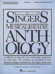 The Singer's Musical Theatre Anthology, Vol. 2: Mezzo-Soprano / Belter