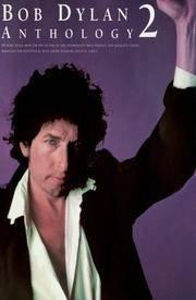 image of Bob Dylan: Anthology 2